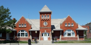 Historic Union Pacific Depot