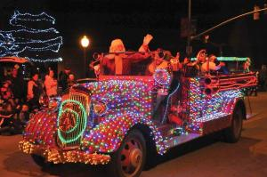 Sterling's Parade of Lights